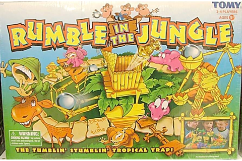 Rumble in the Jungle: A Better Mousetrap? | Rumble in the ...