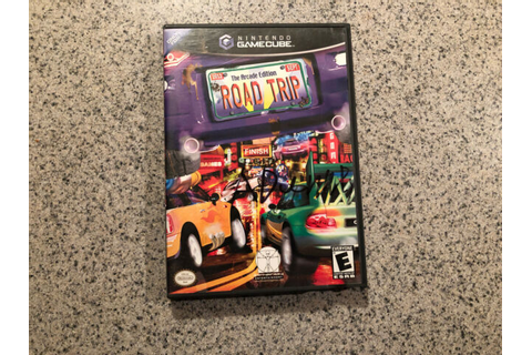Road Trip: The Arcade Edition (Nintendo GameCube game ...