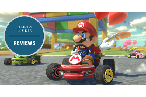 'Mario Kart 8 Deluxe': REVIEW - Business Insider