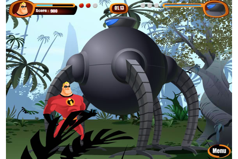 The Incredibles Save the Day – DisneyGamesOnline.biz ...