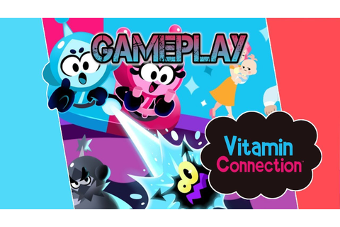 Vitamin Connection | Gameplay [Nintendo Switch] - YouTube