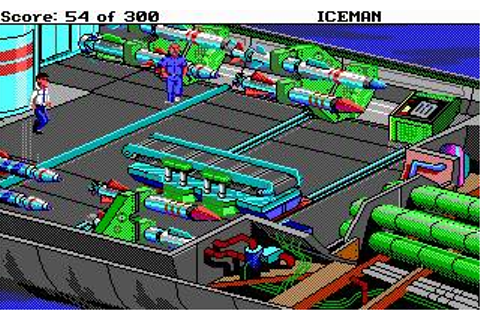 Codename: Iceman Download (1989 Adventure Game)