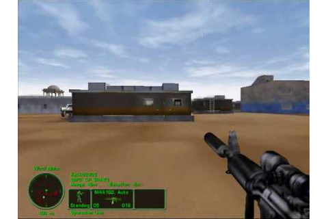 Delta Force : Task Force Dagger Gameplay - YouTube
