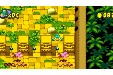 Frogger's Adventures: Temple of the Frog [GBA] music ...
