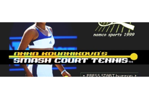 Anna Kournikovas Smash Court Tennis PS1 ISO - Download ...