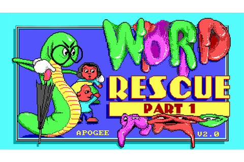 Have You Played… Word Rescue? | Rock Paper Shotgun