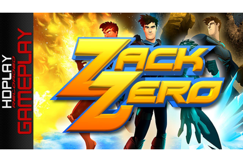 Zack Zero - Gameplay PC | HD - YouTube