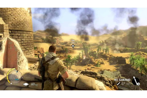 Sniper Elite 3 full version activated PC game for your ...