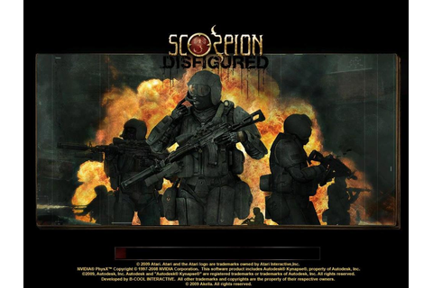 Scorpion Disfigured - Buy and download on GamersGate