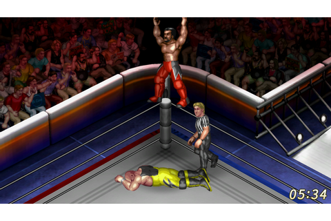 "Review: Fire Pro Wrestling World - ""Wrestling is slightly ..."