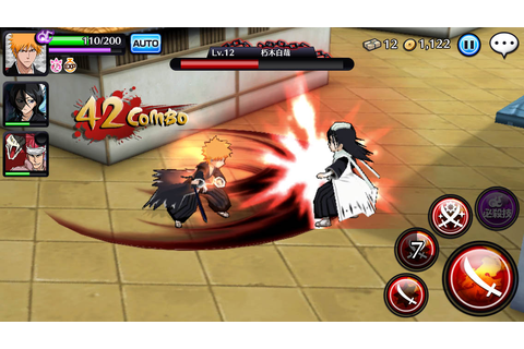 Bleach: Brave Souls announced for smartphones - Gematsu