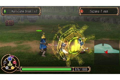 Wolfz Game PSP Download: [PSP] Kingdom Of Paradise [USA]