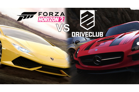Driveclub and Forza Horizon 2 Should Not Be Compared: They ...