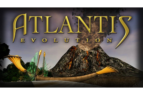 Atlantis Evolution - YouTube
