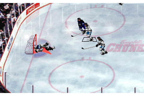 Wayne Gretzky and the NHLPA All Stars (1995 - DOS). Ссылки ...