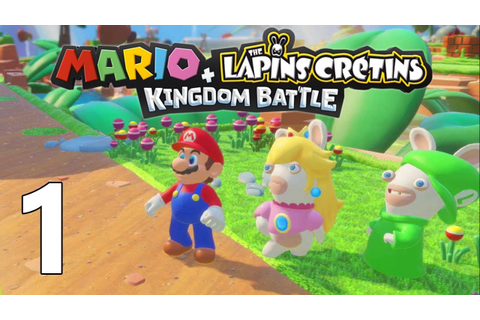 MARIO + LAPINS CRÉTINS FR #1 - YouTube
