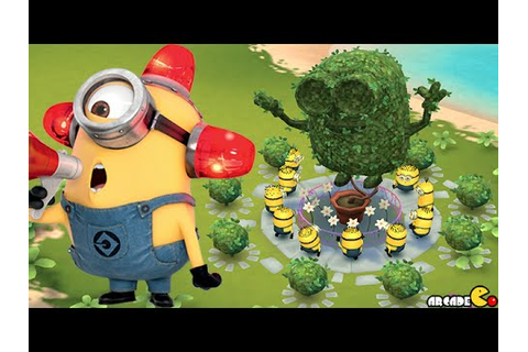 Minions Paradise: Spend All The Money Mini Games Level 16 ...