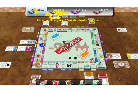 Jugando Monopoly 2012 PC Parte 2 - YouTube