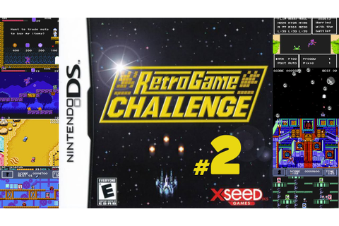 Retro Game Challenge | Nintendo DS/Gameplay/Full HD | #02 ...