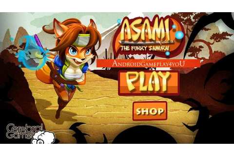 Asami: The Furry Samurai Android HD GamePlay [Game For ...