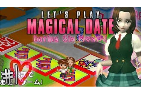 Game | Let s Play Magical Date 1 Save me from Freddy Krueger