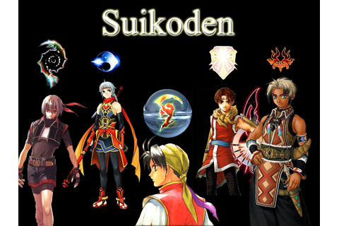 The Legacy of Suikoden | D E C A I R E S