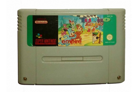 Buy Hanna Barbera's Turbo Toons SNES Australia