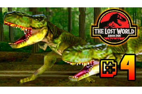 Mother F***** T.Rex! || The Lost World Jurassic Park (PS1 ...