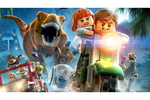 LEGO JURASSIC WORLD Game Trailer (Movie HD) - YouTube