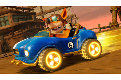 Crash Team Racing Nitro-Fueled will let you customize your ...