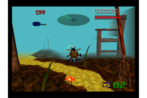 File:Buck Bumble, Gameplay.png - Wikipedia