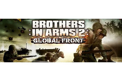 Brothers In Arms 2: Global Front Free für iOS und Android