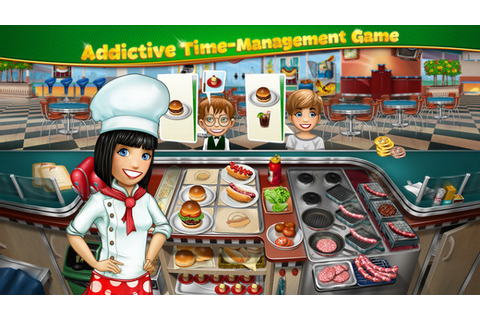Ratings and Reviews for Cooking Fever on AppGamer.com