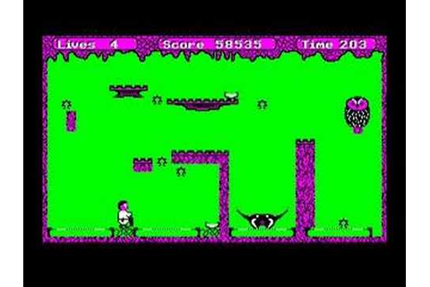 BBC Micro game Boffin - YouTube