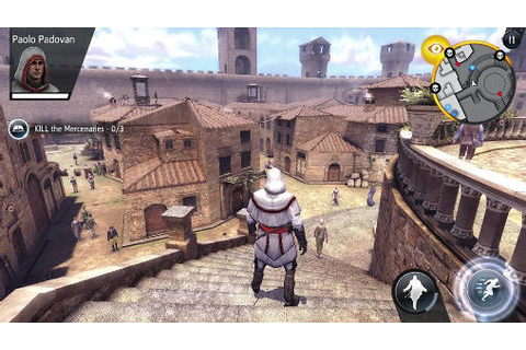 Assassin's Creed Identity Is A Mobile RPG Set In Italy ...