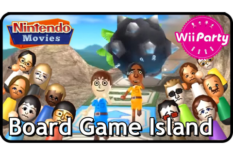 Wii Party - Board Game Island (2 Players, Master ...