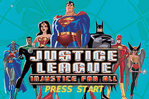 Play Justice League - Injustice for All Nintendo Game Boy ...