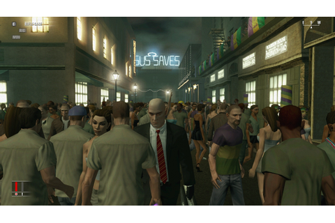Wallpapers345: Hitman Absolution Game