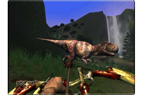 Turok Evolution - GameCube - Nerd Bacon Reviews