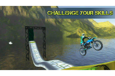 Stunt Bike Island for Android - APK Download
