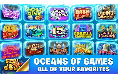 Fish for Gold Slots » Free Online Games, Online Play Games ...