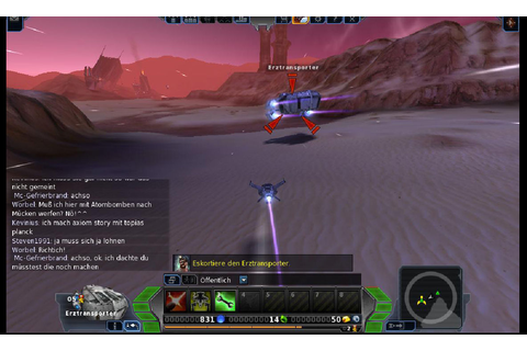 Pirate Galaxy Test - Browsergame Magazin