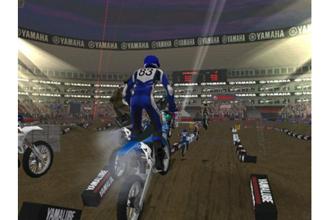 Yamaha Supercross - WII - Review