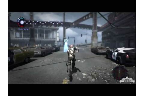 inFAMOUS Gameplay - YouTube