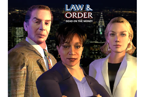 Law & Order: Dead on the Money PC Galleries | GameWatcher