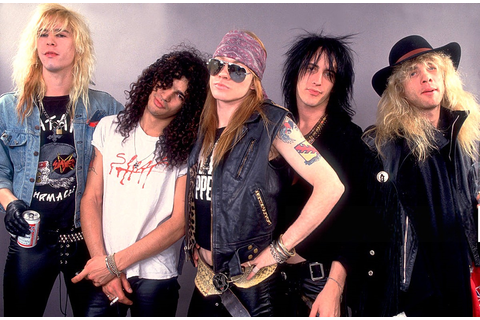All 80 Guns N' Roses Songs, Ranked – Cuepoint – Medium