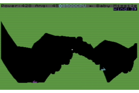 Scorched Earth - An MS-DOS inspired classic previewed on ...