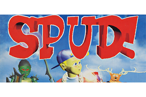 Spud! on Steam