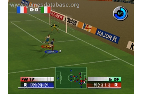 International Superstar Soccer 2000 - Nintendo N64 - Games ...