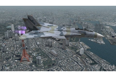 Ace Combat: Joint Assault Announced - IGN